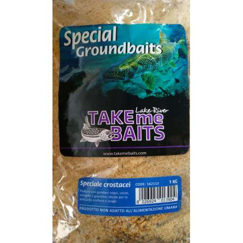 Take Me Baits SPECIALE CROSTACEI