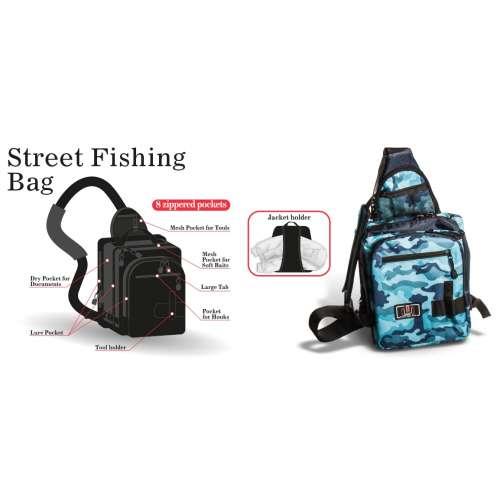 Molix STREET FISHING BAG
