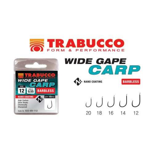 Amo Trabucco WIDE GAPE CARP
