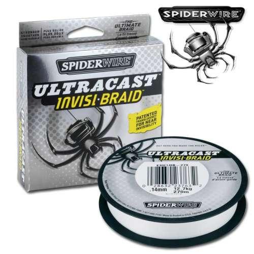 SpiderWire Ultracast Invisi Braid mt. 110 diam. 0,12