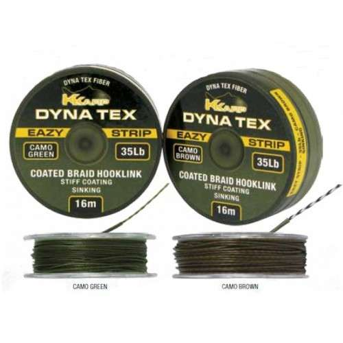 DYNA TEX EAZY STRIP mt. 16 Lb.25 Brown