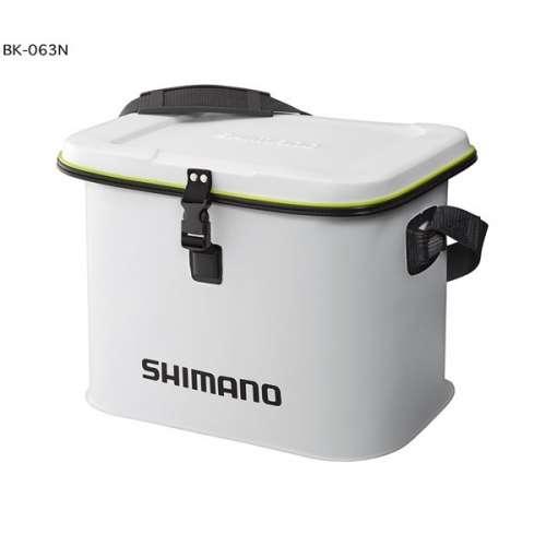 Borsa Shimano LIGHT TACKLE BAG WHITE L