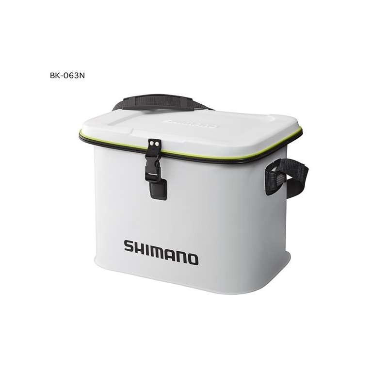 Borsa Shimano LIGHT TACKLE BAG WHITE L