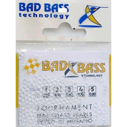 Bad Bass TOURNAMENT MINI GLASS PEARLS/PERLINE VETRO