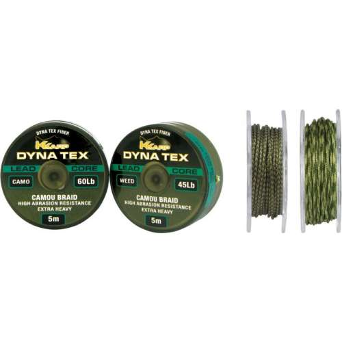 DYNA TEX LEAD CORE VERDE Mt. 5 Lb 60