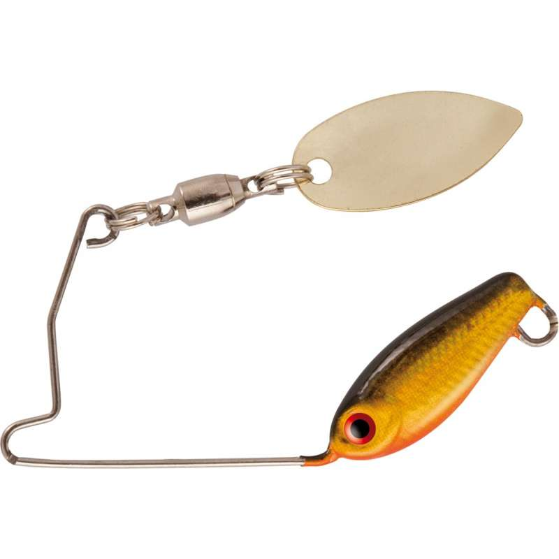 CHIBI SPINNERBAIT - TINY GOLD SHAD