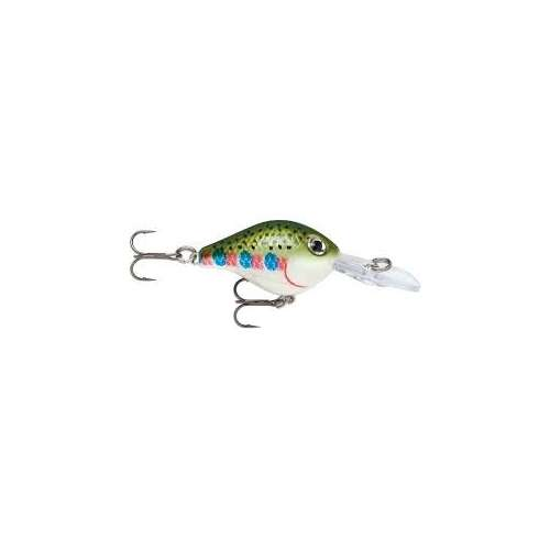 ULTRA LIGHT CRANK - RAIMBOW TROUT