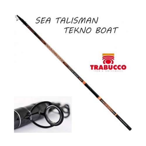 Trabucco SEATALISMAN TEKNO BOAT