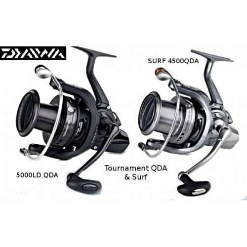 Daiwa TOURNAMENT QDA & SURF