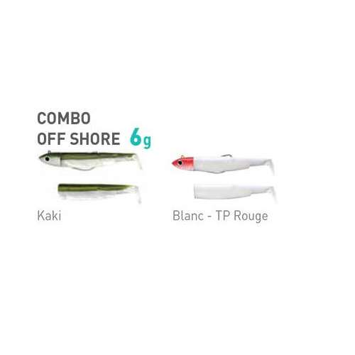 BLACK MINNOW Taglia 1 Combo & Double Combo