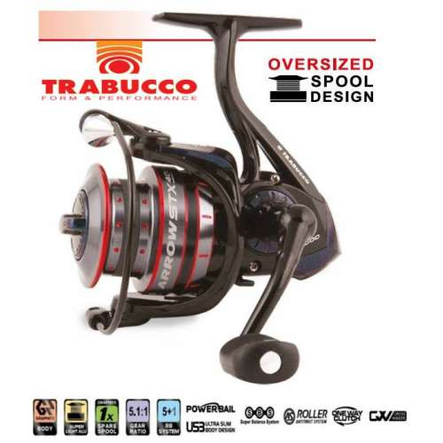 Trabucco ARROW STX