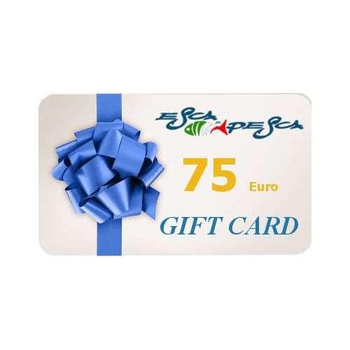 GIFT CARD 75 Euro