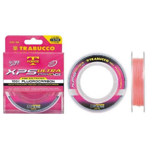 Trabucco ULTRA STRONG FC403 PINK SALTWATER
