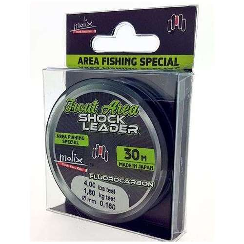 Molix TROUT AREA SHOCK LEADER