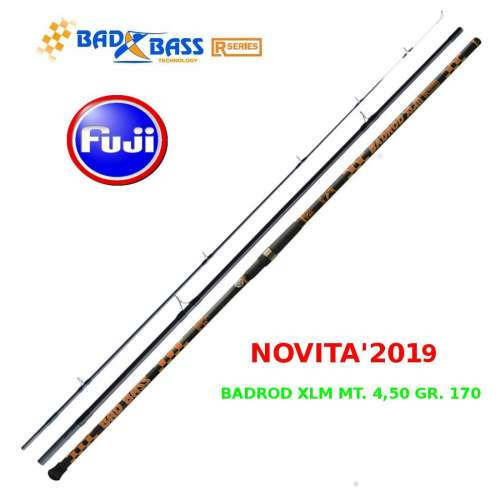 BADROD R-SERIES XLM 4.50 170
