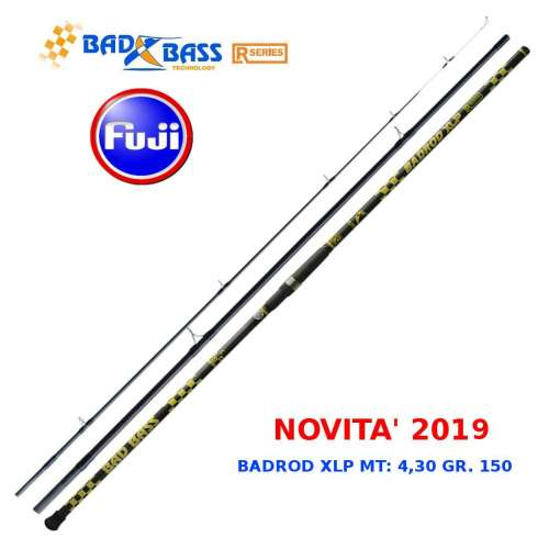 Bad Bass BADROD R-SERIES