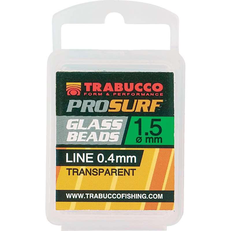 Trabucco PROSURF GLASS BEADS TRANSPARENT